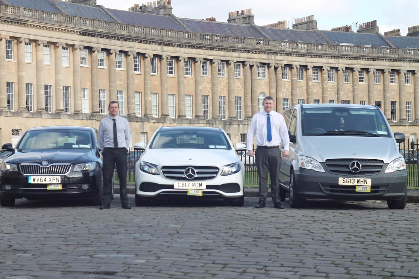 Executive Taxis Bath