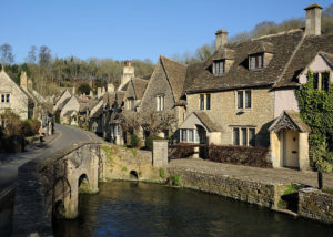 Castle Combe from Bath