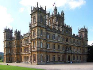 Downton Abbey Tour