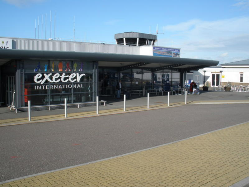 Bath to Exeter Airport Transfer
