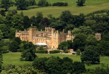 Bath to Sudeley castle